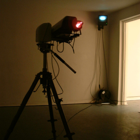 Camera and Infra-red Light